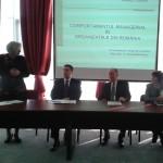 Workshop opening, Marioara ABRUDEANU, Theodor Valentin PURCĂREA, Constantin ROŞCA, Constantin ROŞCA, Daniela PÎRVU
