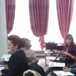 Participants in the debate, 3