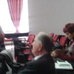 Participants in the debate, 4