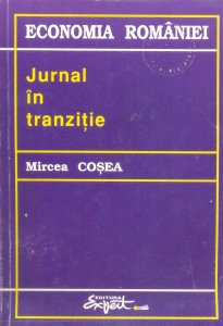 Mircea Cosea, Journal in transition, Cover
