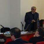 11. Distinguished Professor Gheorghe Gh. Ionescu presenting