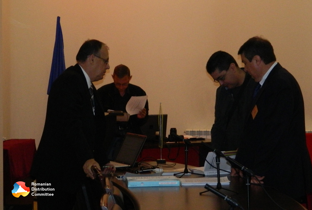 12. Virgil Popa, Cristinel Vasiliu, and Theodor Valentin Purcarea