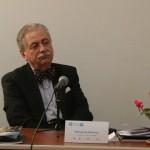 12. Professors Remus Pricopie, Eliot Sorel and Theodor Purcarea at SANABUNA International Congress, 2012