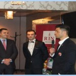 Ionut Leahu, Razvan Nacea and Stefan Bratu