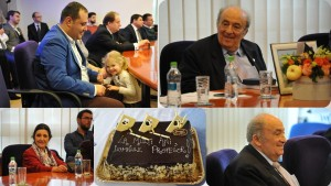 10. The 80th Anniversary of Professor Moisă Altăr