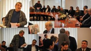 3. The 80th Anniversary of Professor Moisă Altăr
