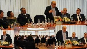 9. The 80th Anniversary of Professor Moisă Altăr